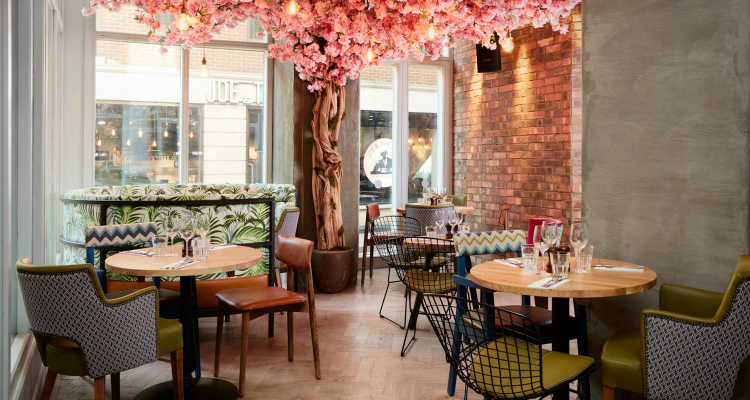 Juno Rooms | London Restaurant Reviews | DesignMyNight