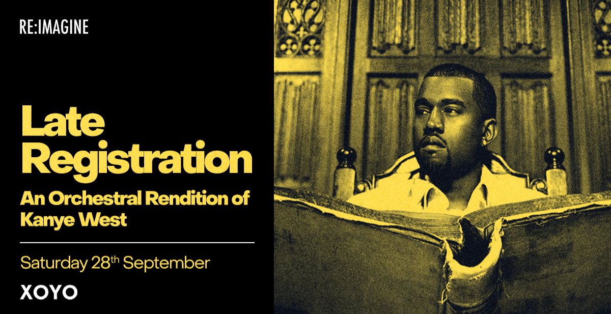Late Registration: An Orchestral Rendition of Kanye West