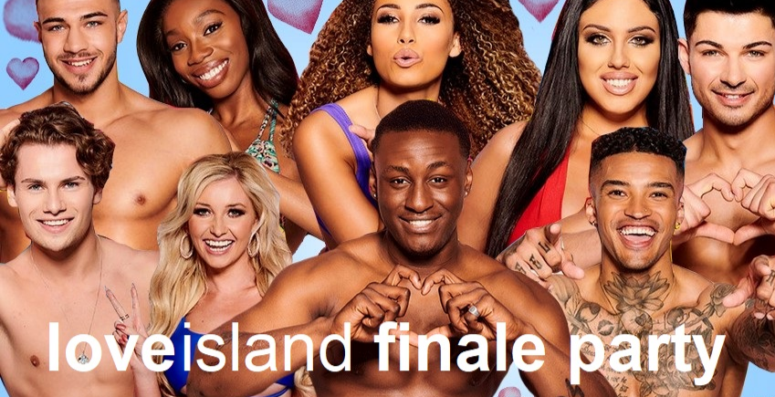 Love Island Finale Party