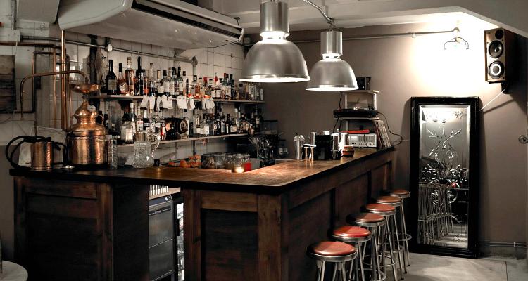 Ladies and Gentlemen London Cocktail Bar