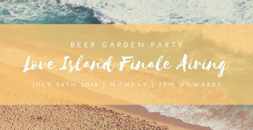 Love Island Finale Airing Party