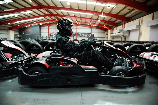 TeamSport Go Karting Manchester