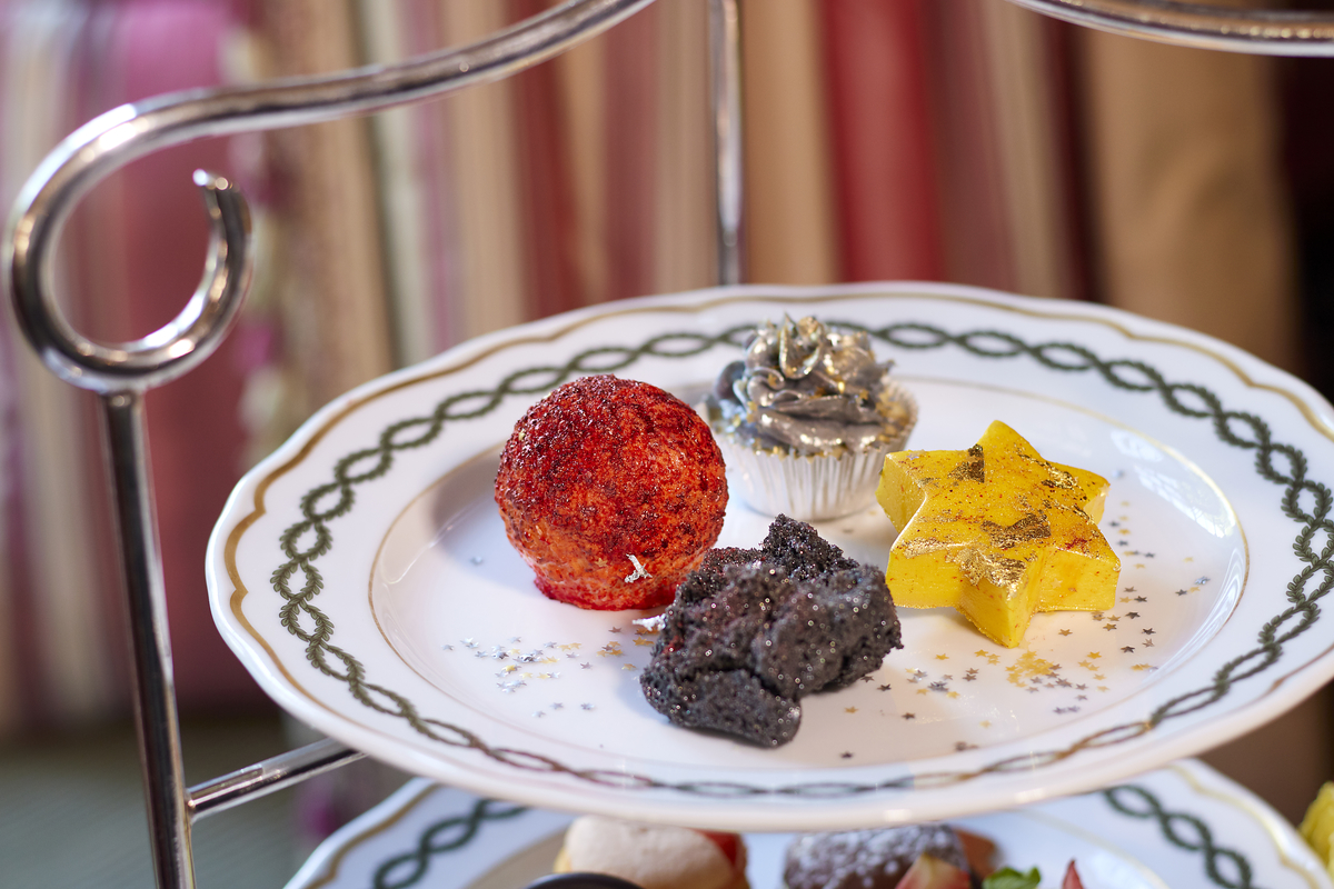Summer of Culture: 'Moving to Mars' inspired Afternoon Tea