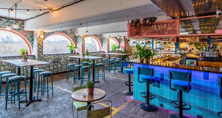 Near & Far London Cocktail Bar