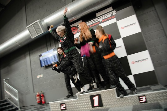TeamSport Go Karting Newcastle