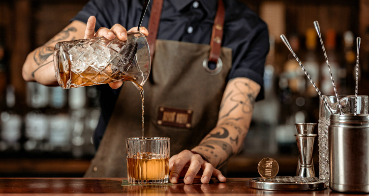 Nine Lives London Cocktail Bar