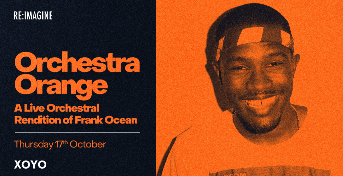 Orchestra Orange: A Live Rendition Of Frank Ocean