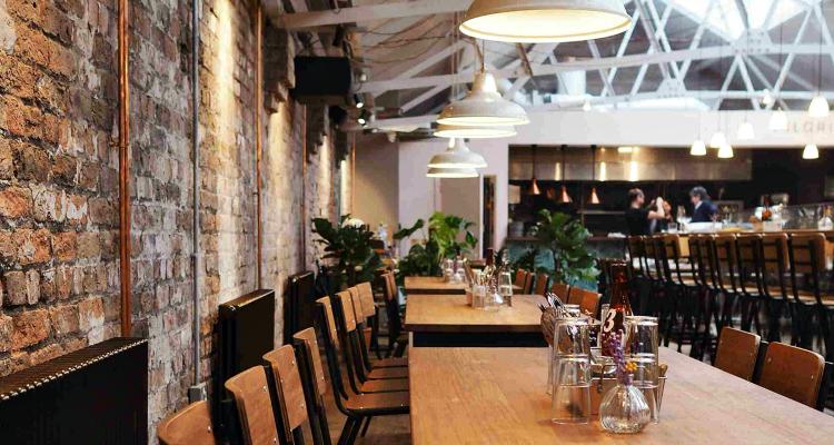 Pilgrim Liverpool Restaurant