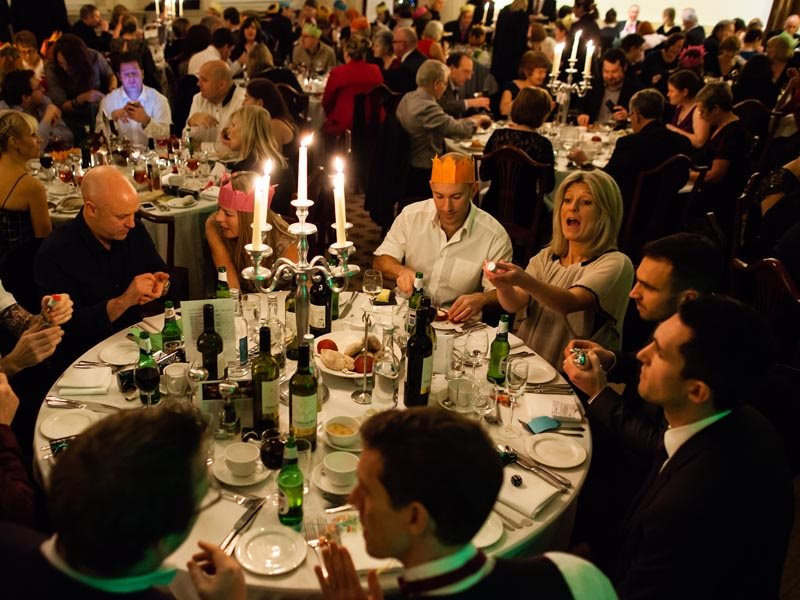 Christmas Party Night at the Roman Baths 3rd January 2020