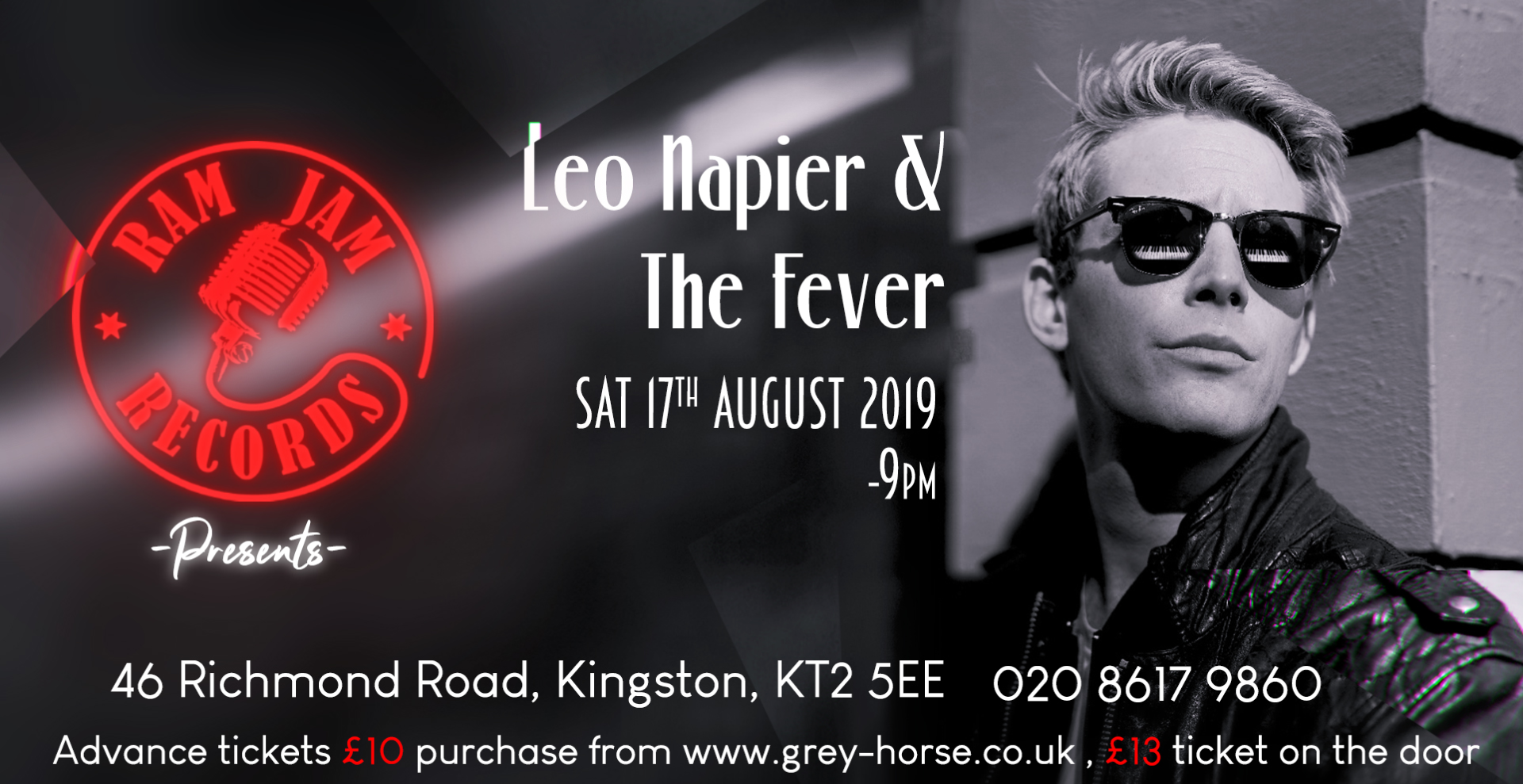 Leo Napier & The Fever