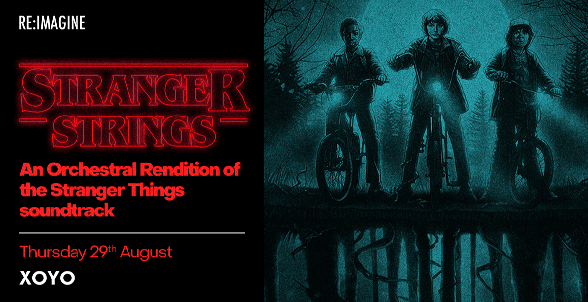Stranger Strings: An Orchestral Rendition of the Stranger Things Soundtrack