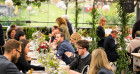 Dine In Nature As This Chef's Table Pops Up At Edinburgh's Secret Herb Garden