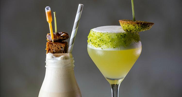 Shrub and Shutter London Cocktail Bar