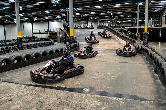 TeamSport Go Karting Birmingham