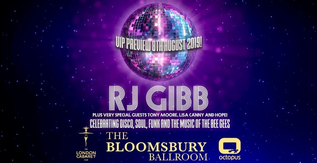 The Bee Gees Night Hosted By RJ Gibb