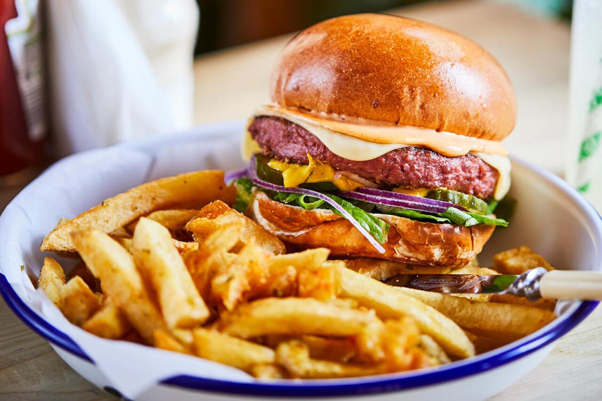The Best Vegan Junk Food In Bristol Designmynight