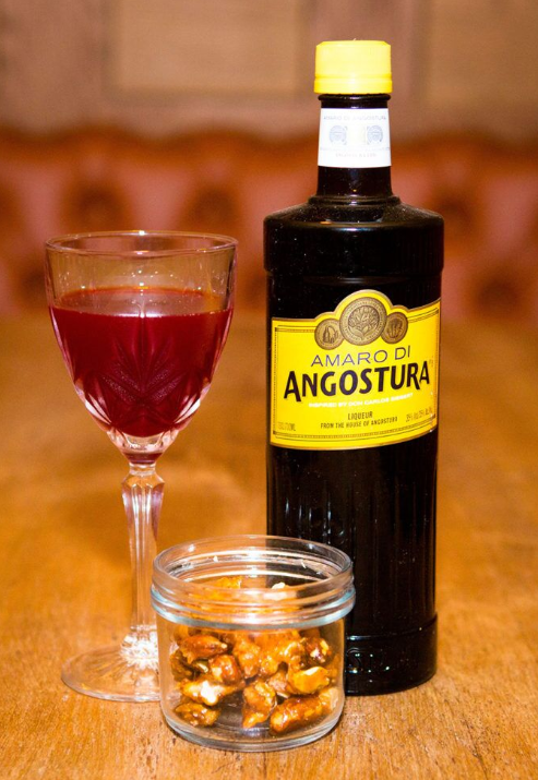 The House 'Party' of Angostura® event at The Biscuit Factory - The Edinburgh Fringe Festival.