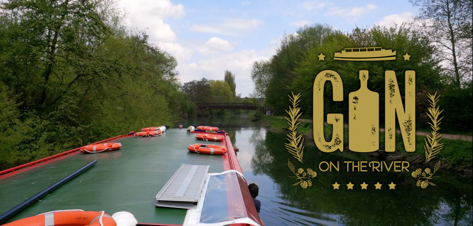 Gin on the River London - 19th October 5pm-8pm