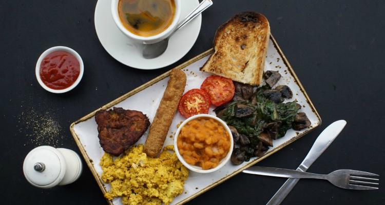 Infinty Foods Kitchen | Vegan Brunch Brighton | DesignMyNight