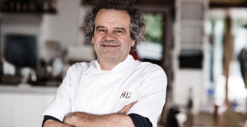 Carving Masterclass & Dinner with Mark Hix