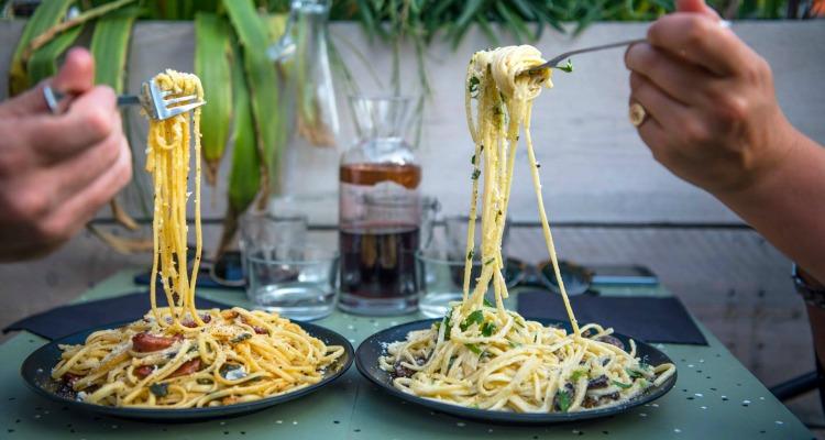 oi spaghetti peckham restaurant london