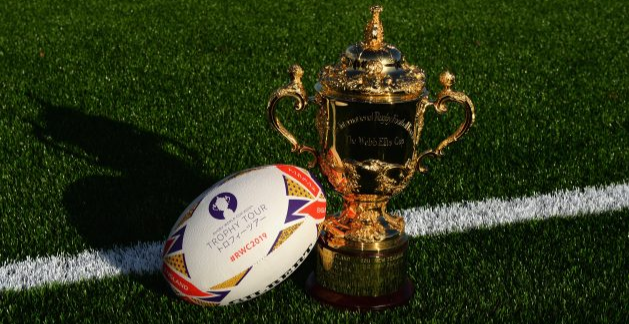 Rugby World Cup 2019: England vs Argentina