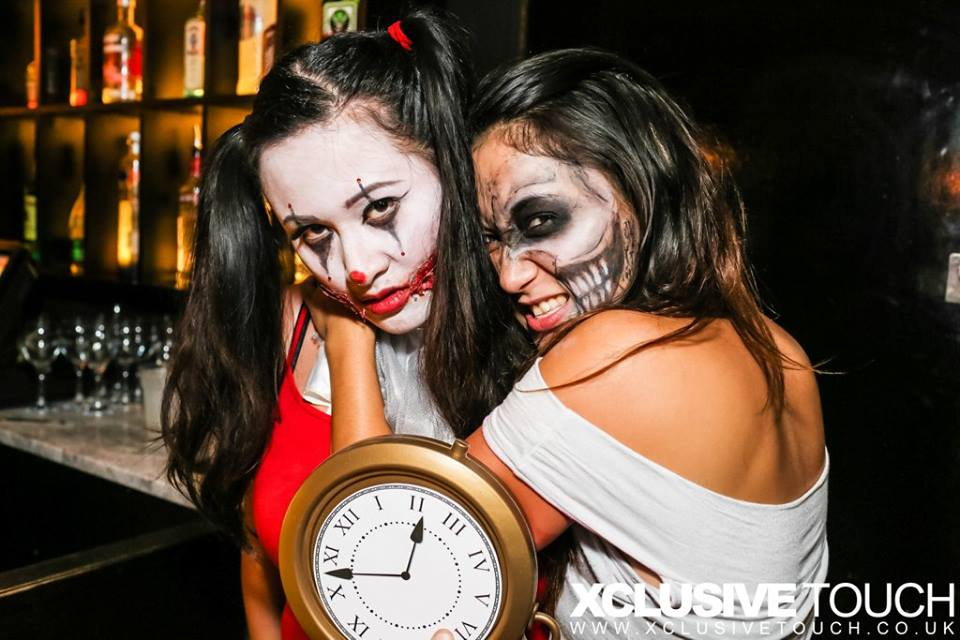Trapped In Wonderland Halloween Experience: Newcastle