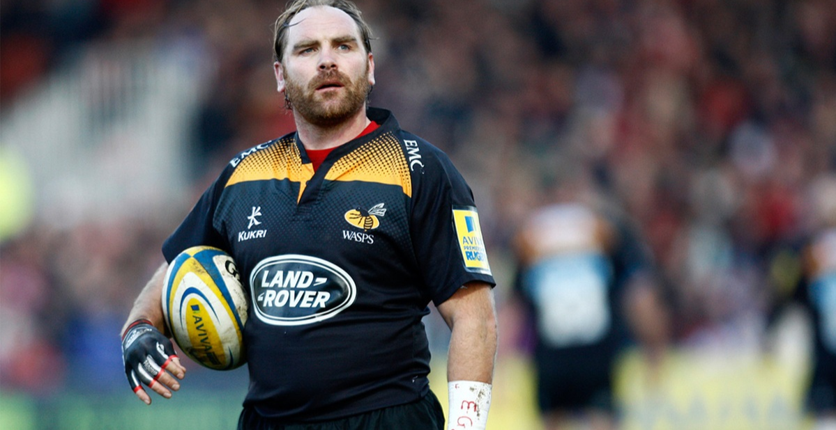 RWC Dinner with Andy Goode