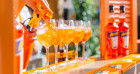 Bill's Soho Have Their Own 'Push For Aperol Spritz' Button This Summer