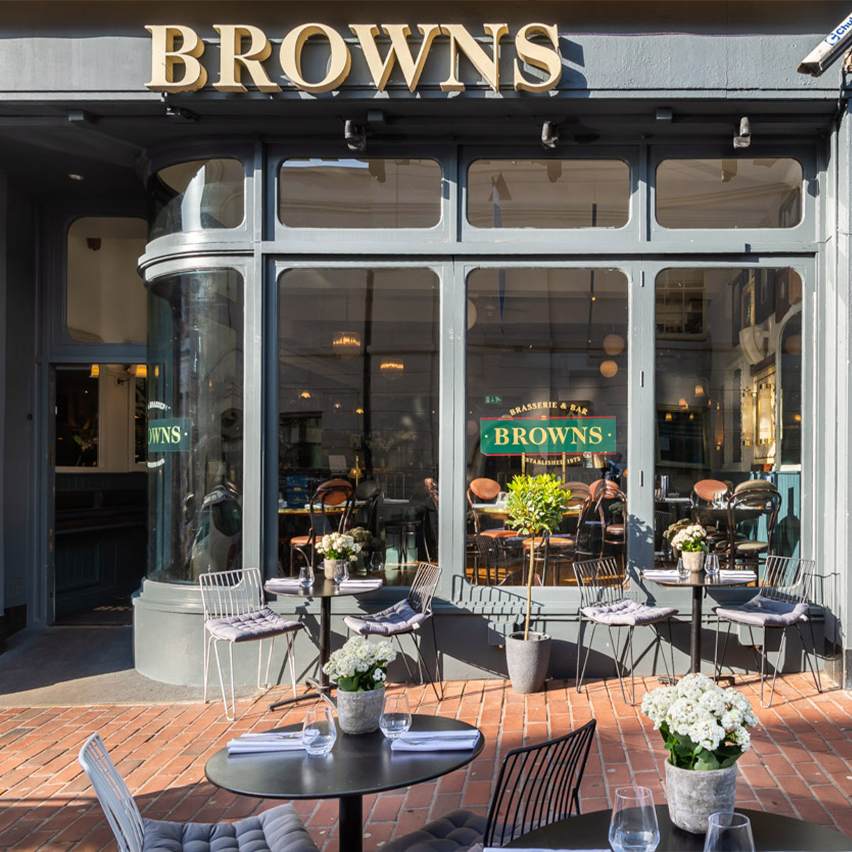 Browns Brasserie & Bar Brighton