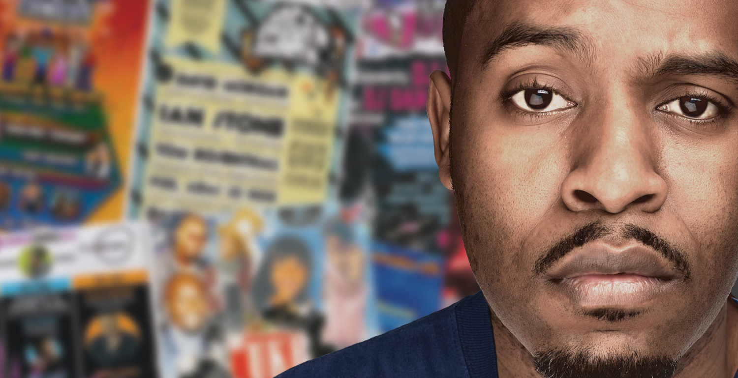 Good Ship Comedy presents Dane Baptiste