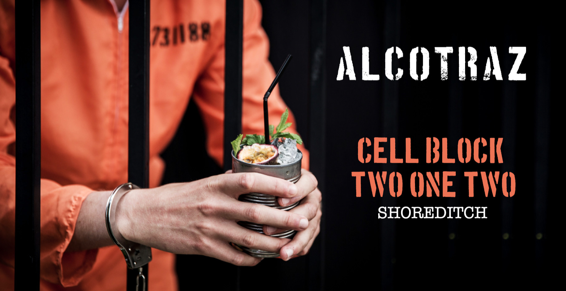 Alcotraz: Cell Block Two One Two