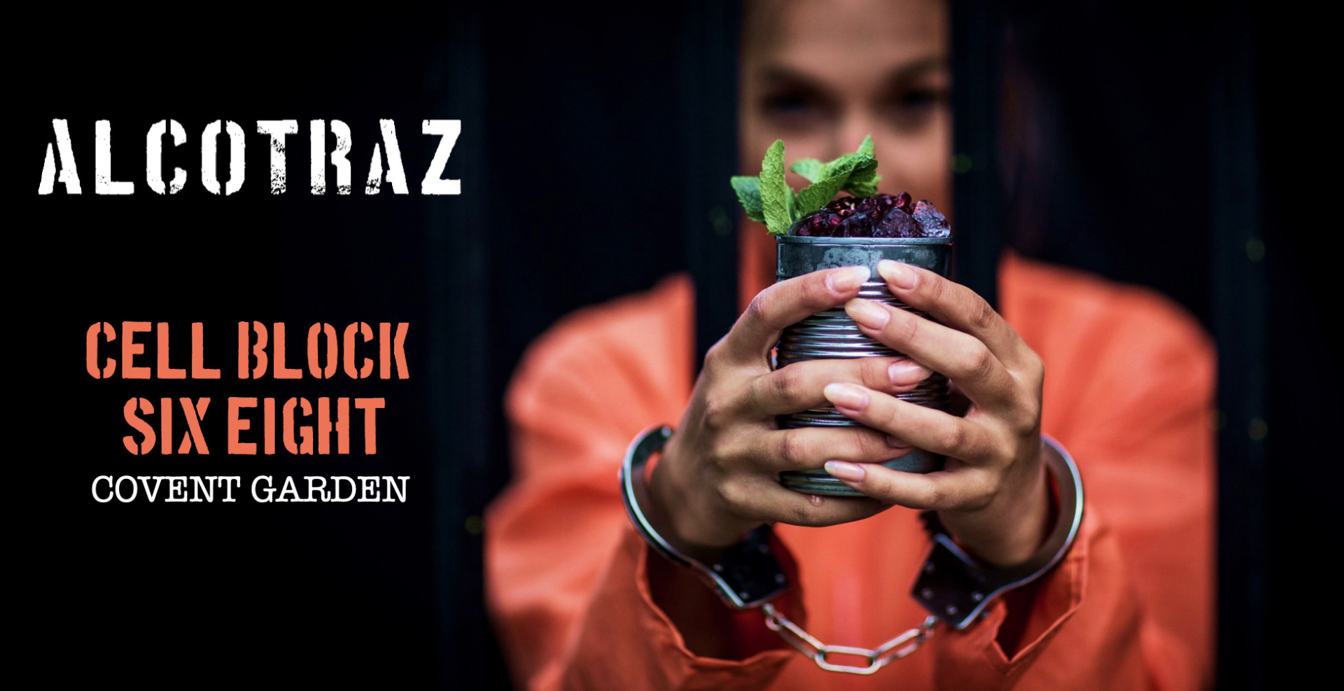 Alcotraz: Cell Block Six Eight