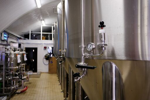 Brewery Tour & Tasting