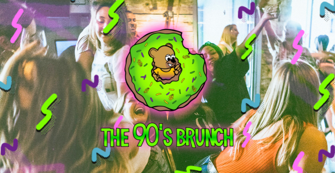 The 90s Brunch 12th December