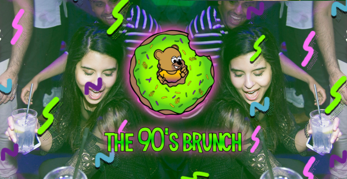 The 90's Brunch: Galentine's Special