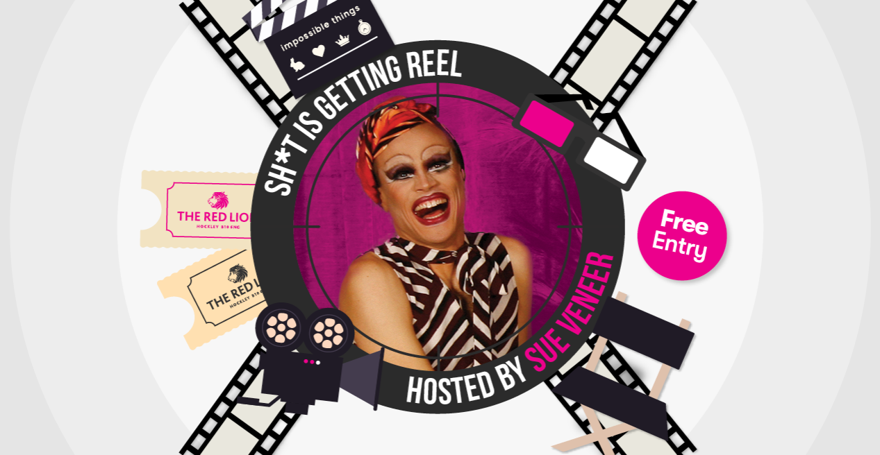 Sh*t is Getting REEL -TV & Film Quiz with Sue Vaneer