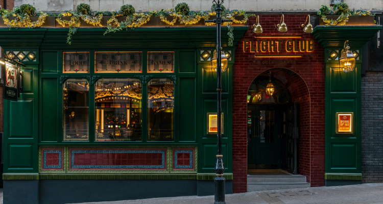 Flight Club Birmingham Review