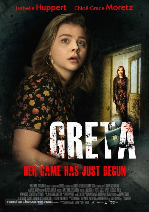 GRETA: Weds/Thurs 8pm Screening (6:30pm on sundays)