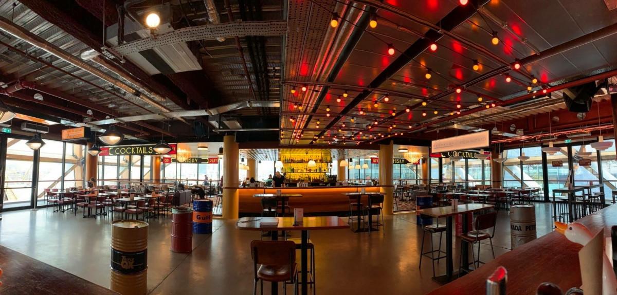 Giant Robot Canary Wharf London Restaurant Reviews