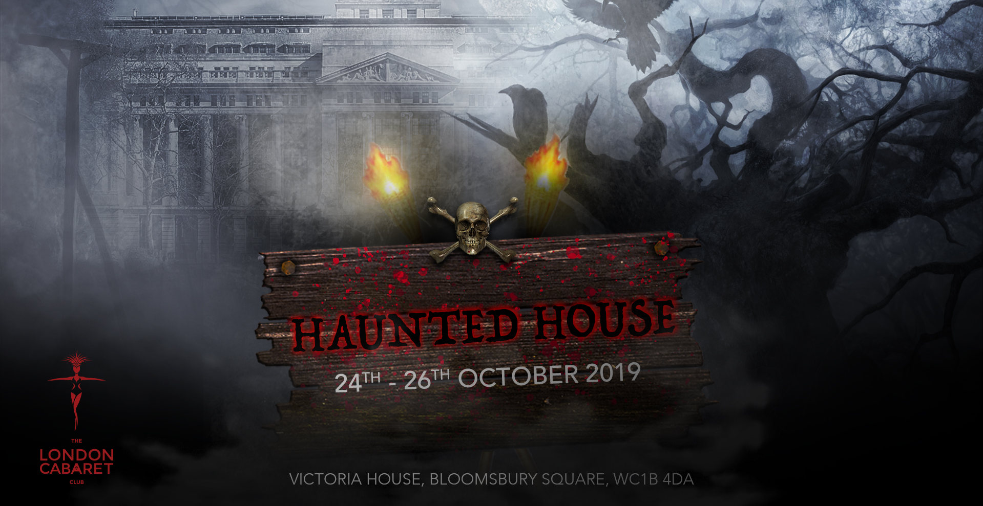 Haunted House - Halloween Weekend