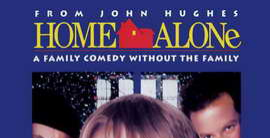 HOME ALONE (INDOOR DRIVE-IN MOVIE)