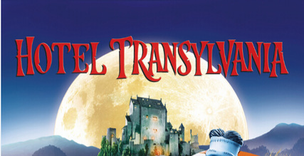 HOTEL TRANSYLVANIA (INDOOR DRIVE-IN MOVIE)