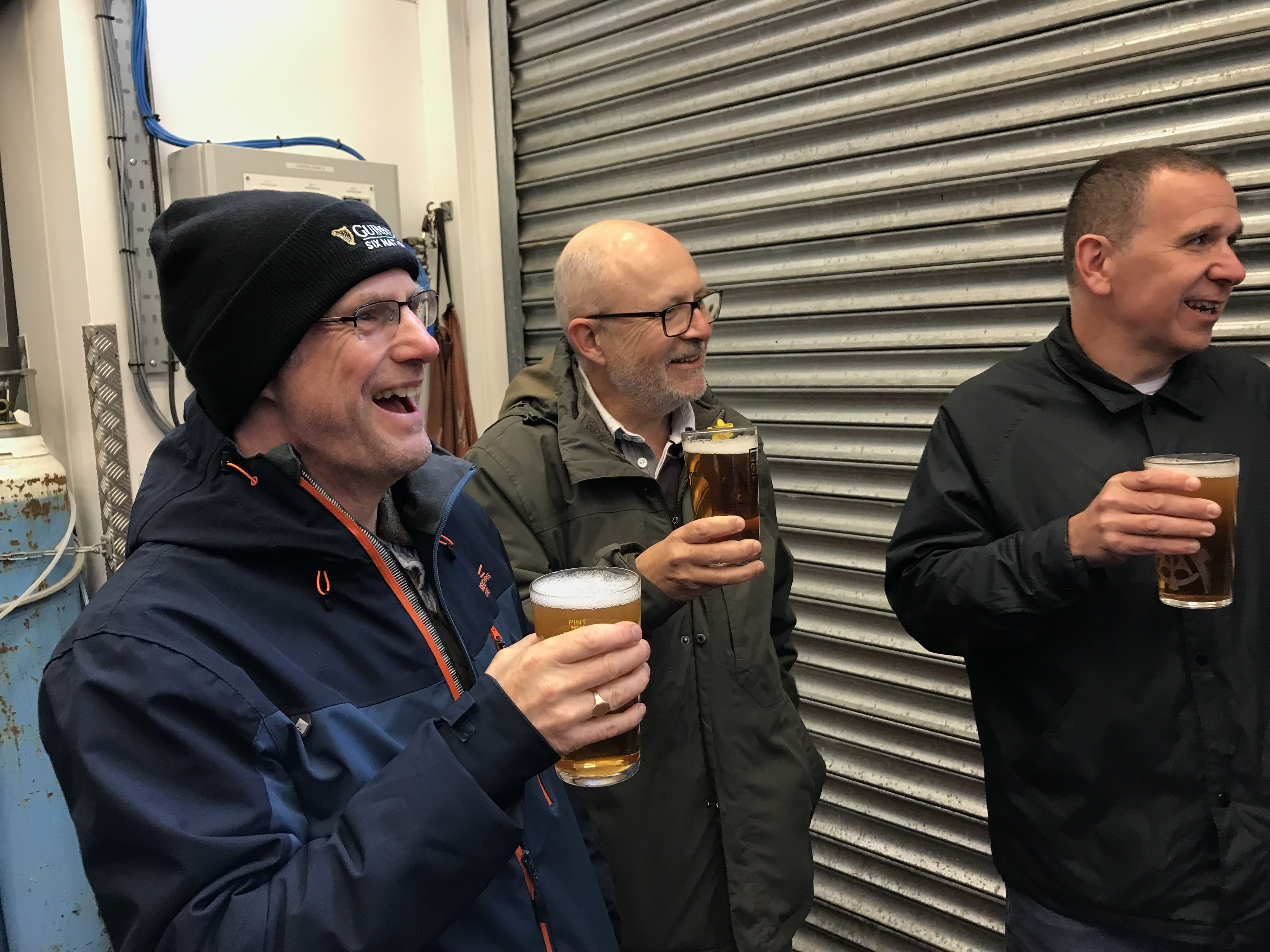 Nottingham Beer Tasting Tour