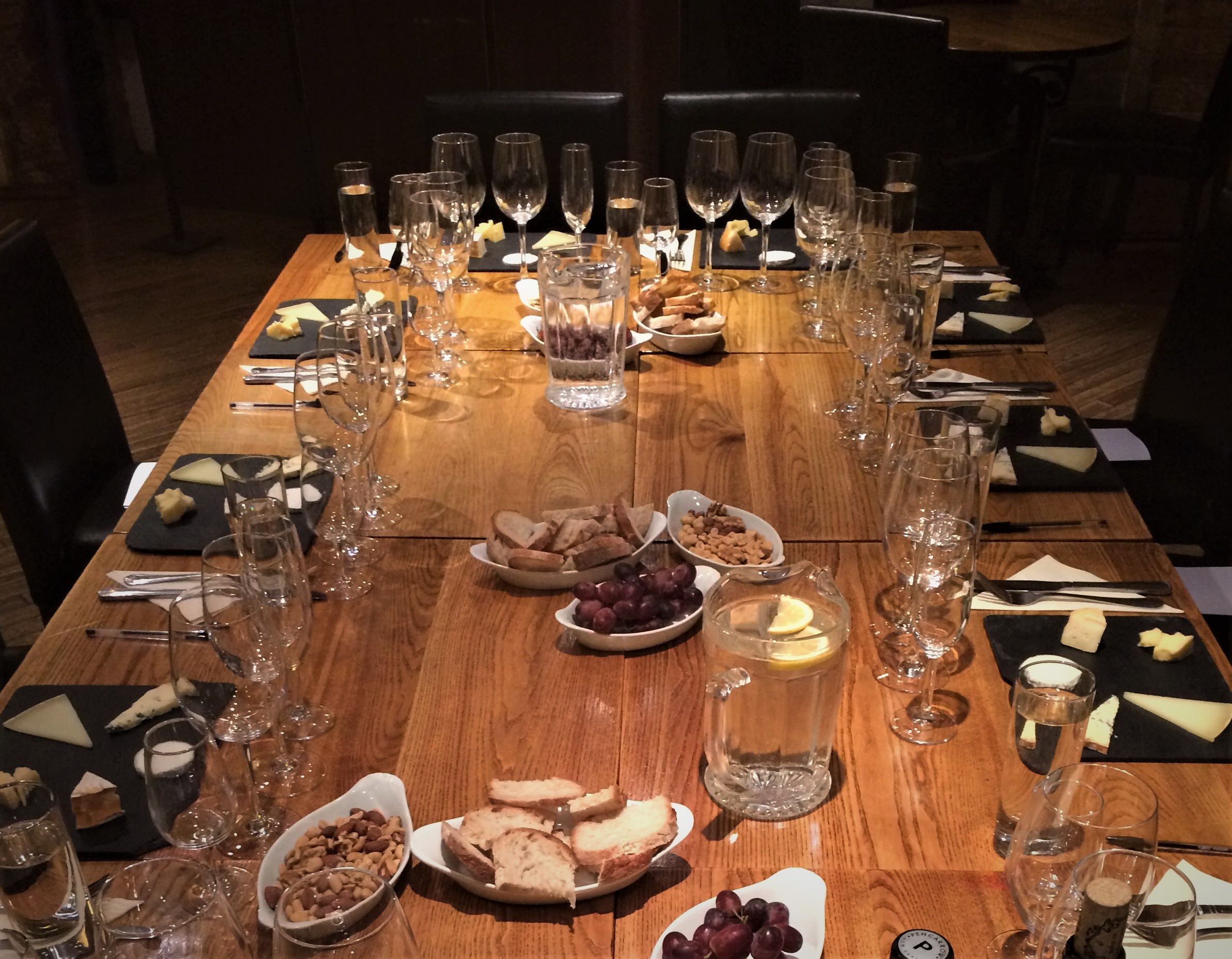 Wine & Cheese Pairing Workshop