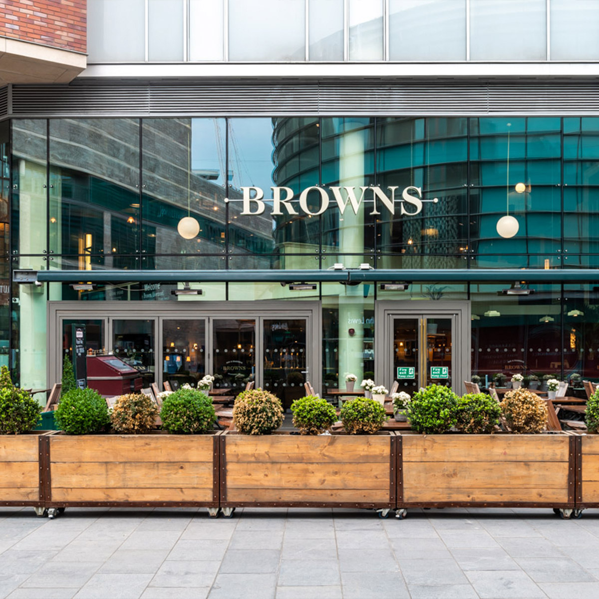 Browns Brasserie & Bar Liverpool