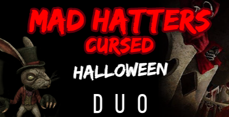 Mad Hatters Cursed Halloween
