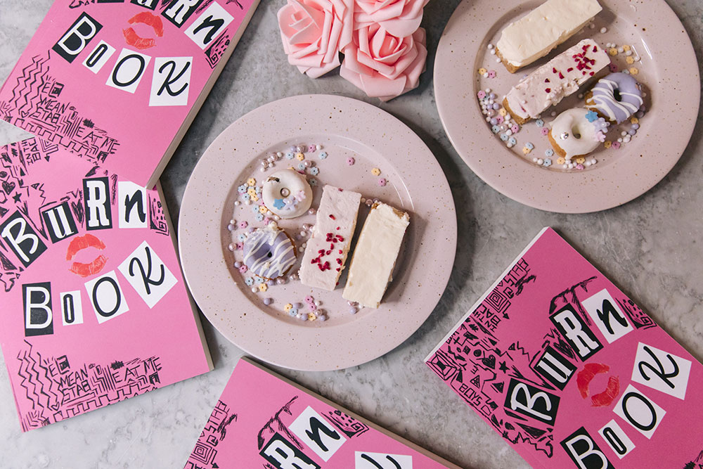 That's So Fetch - Mean Girls themed Afternoon Tea