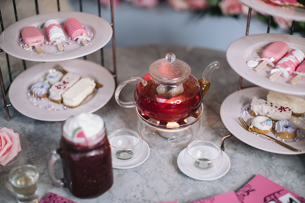 THAT'S SO FETCH - MEAN GIRLS THEMED AFTERNOON TEA - Saturday