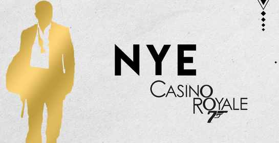 Casino Royale New Year's Eve Party